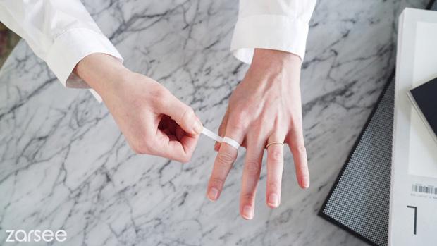 چگونه سایز انگشتر خود را پیدا کنیم ؟
